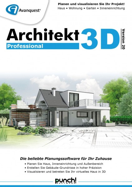 Architekt 3D 20 Professional #DOWNLOAD