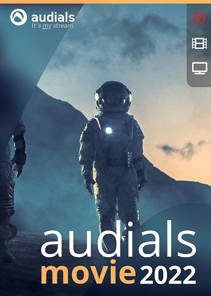 Audials 2022 Movie, Download, Dauerlizenz