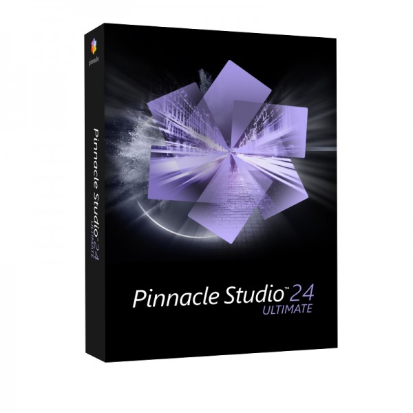 PINNACLE STUDIO 24 (2021) ULTIMATE, Windows10, Deutsch, BOX
