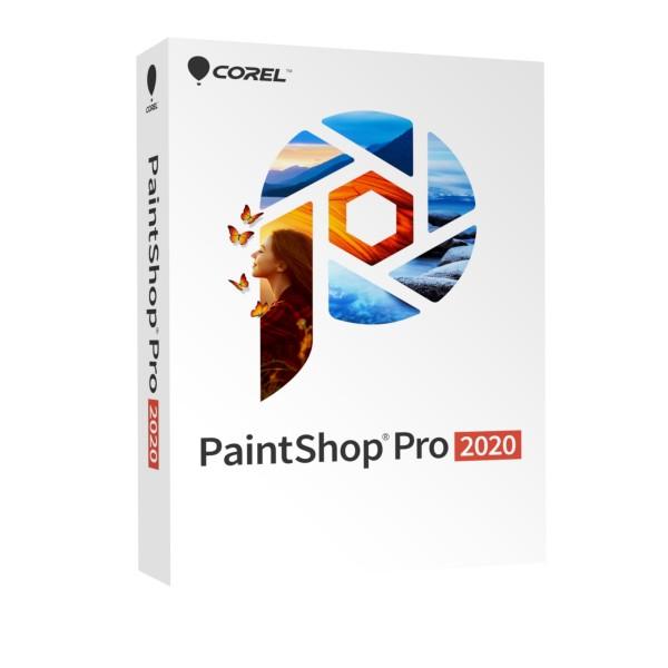 Corel PaintShop PRO 2020, Deutsch, BOX