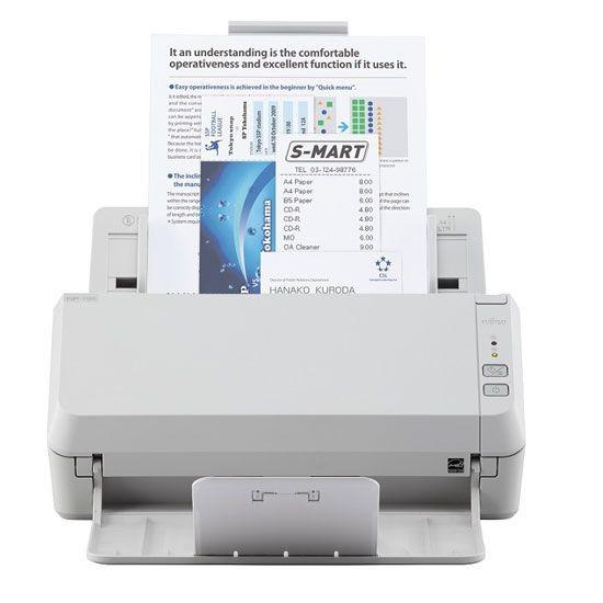 Fujitsu SCANSNAP SP-1120 Dokumentenscanner Duplex, TWAIN/ISIS Unterstützung, USB