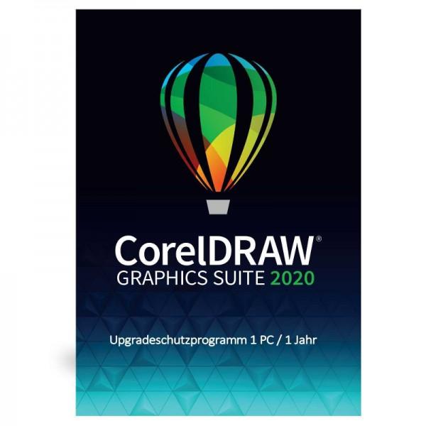 CorelDRAW Graphics Suite Upgradeschutz (UPP) 1-Jahr/1-PC erstes Jahr, MAC