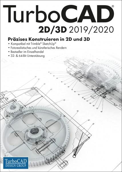 TurboCAD 2D/3D 2019/2020, DOWNLOAD
