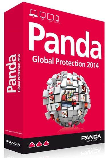 Panda Global Protection, 3 PC, 1 Jahr, KEY
