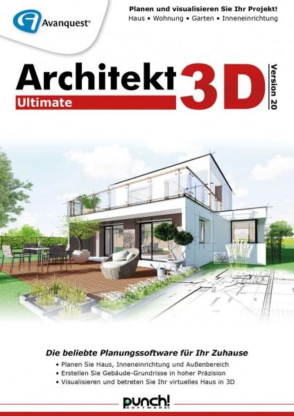 Architekt 3D 20 Ultimate #DOWNLOAD