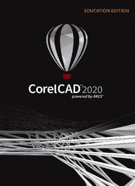 CorelCAD 2020 Education Schulversion/Academic Win/Mac, Download