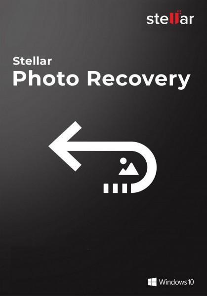 Stellar Photo Recovery 11 Standard - 1 Jahr, Windows, Download