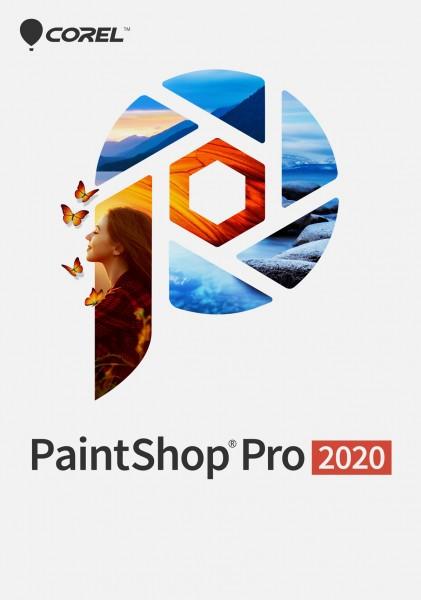 COREL PaintShop Pro 2020 Multilingual, Download