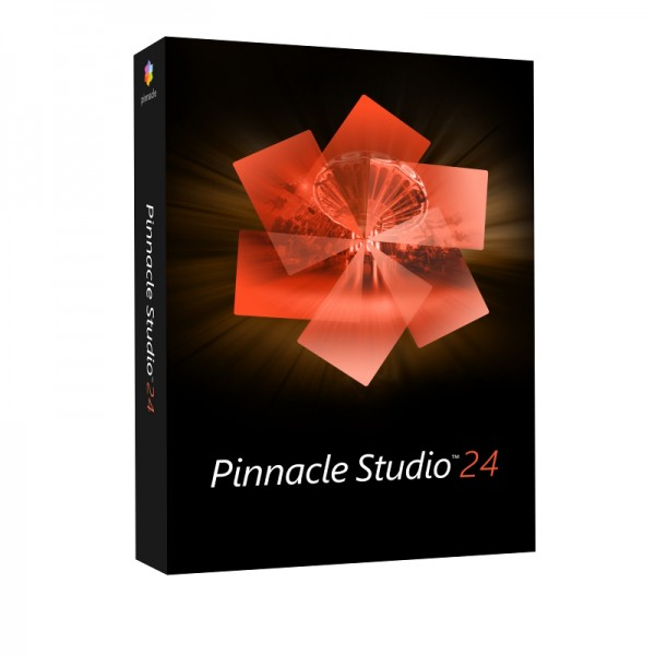 PINNACLE STUDIO 24 (2021) Standard, Windows10, Deutsch, BOX