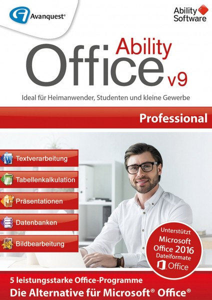 Ability Office 9 Professional #Key (ESD)